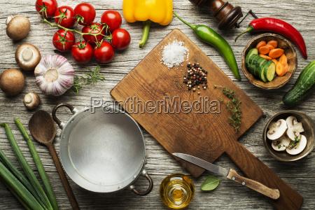 mahlzeit kochen