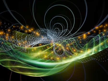 unfolding of digital world