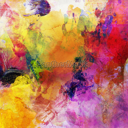 malerei farben texturen bunt