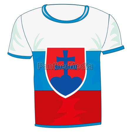 t shirt sign slovakia