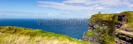 cliffs of moher klippen irland panorama