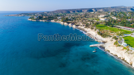 aerial governors beach limassol