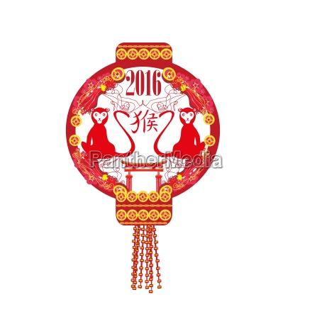 chinesische sternzeichen affe