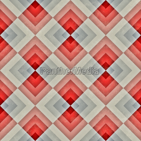 raster seamless diagonal rot blau tan