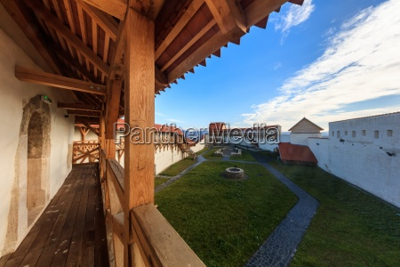 feldioara fortress brasov romania