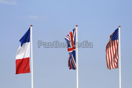 nationalflaggen der nationen frankreich
