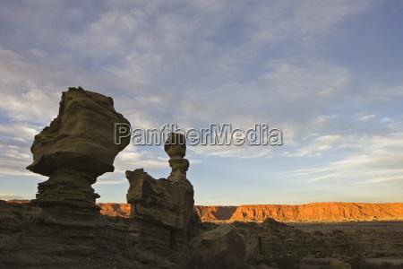 bizarre rock formation el submarino the