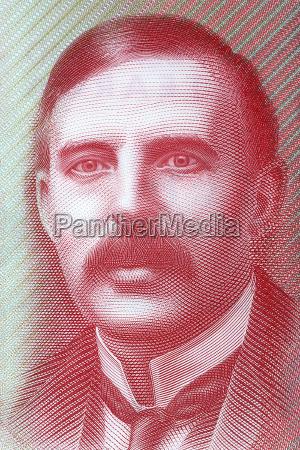 portrait portraet potrait neuseeland lord bildnis