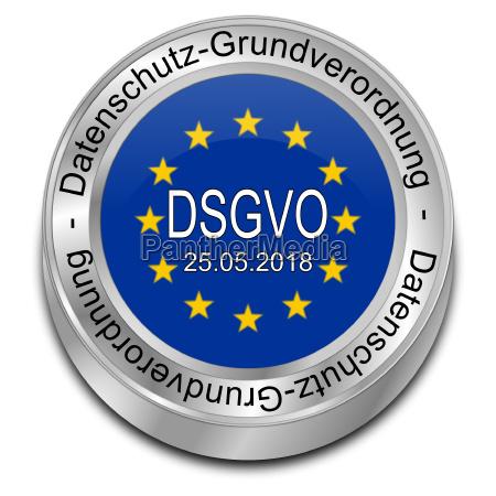 dsgvo allgemeine datenschutzverordnung in deutsch