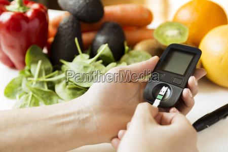 diabetes monitor ernaehrung und gesunde ernaehrung