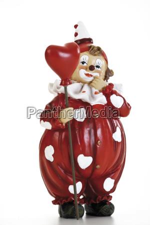 clown figur