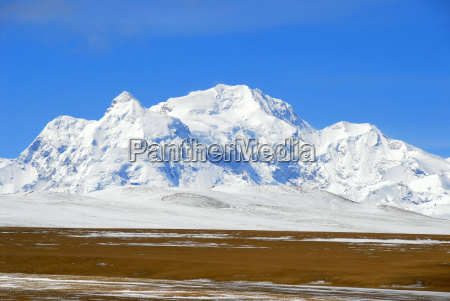 landschaft hochgebirge berge