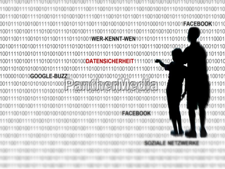 datensicherheit im netz bei sozialen netzwerken