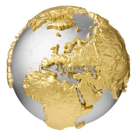 gold europa