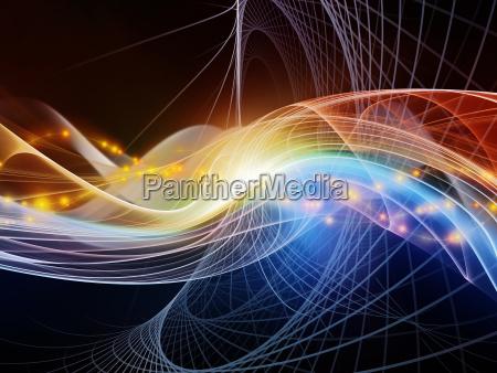 propagation of virtual world
