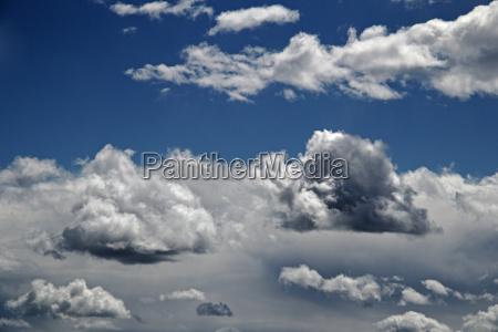 wolken himmel wolkenlandschaft