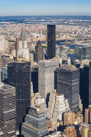 midtown manhattan cityscape