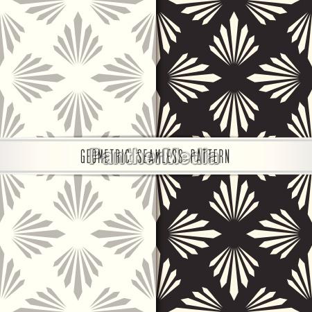 vector geometric seamless pattern modern design