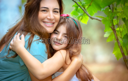 glueckliches familienleben