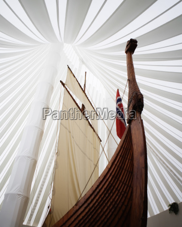 das wikingerschiff hjemkomst