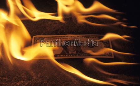 dollar dollars scherz nacht nachtzeit inflation