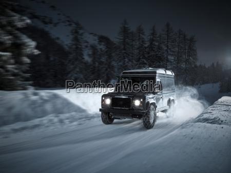 austria tyrol stubai valley off road