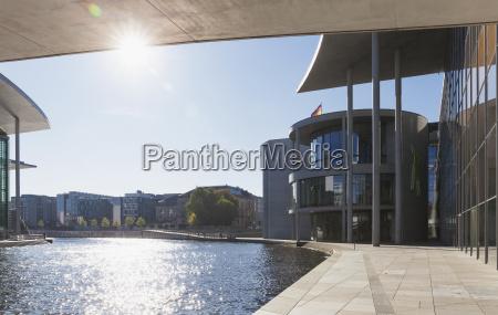 fahrt reisen stadt sonnenlicht berlin deutschland
