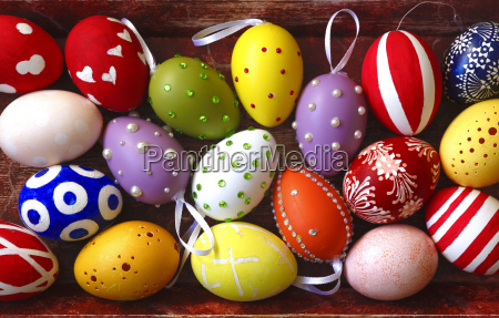 various easter eggs