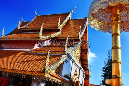wat phra that doi suthep tempel