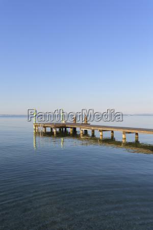 blau stadt horizont holz tourismus leuchten