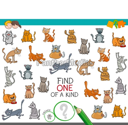 find one of a kind with