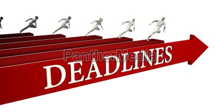 deadlines loesungen