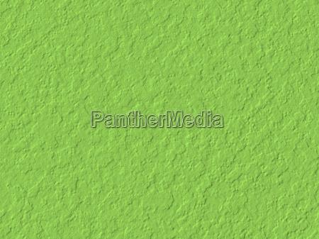 green plaster wall texture