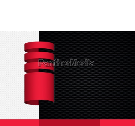 abstract graphic background with red elements
