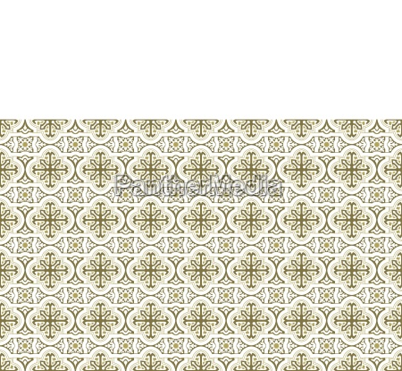 decorative ceramic seamless tiles with ornaments