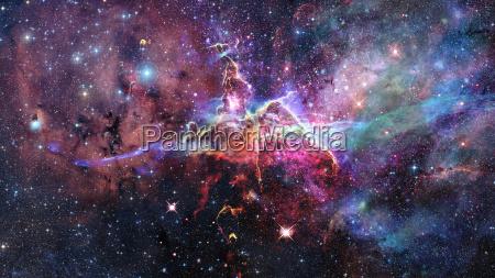 rummet univers kosmos verdensrum milky way