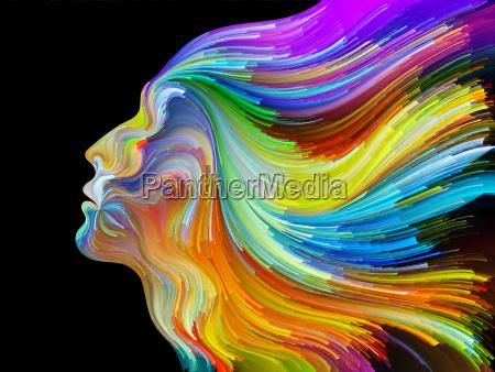 vision of inner palette