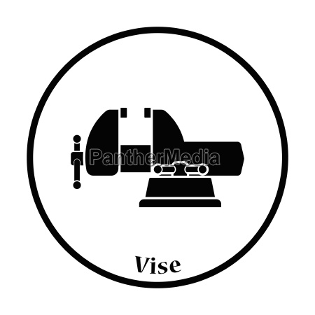 icon of vise