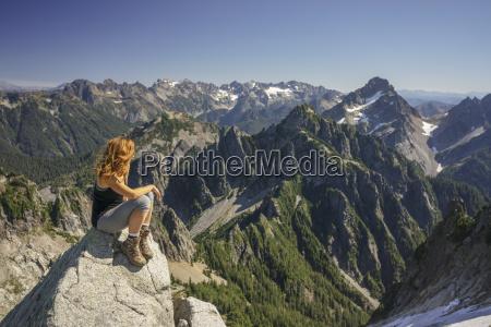 umwelt lebensstil weiblich berge urlaub urlaubszeit