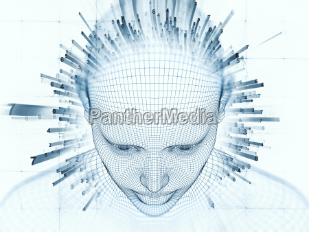 visualization of the digital mind