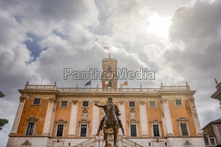 rome municipal house