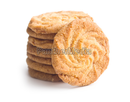 sweet buttery cookies