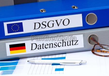 dsgvo datenschutz und datenschutzgrundverordnung