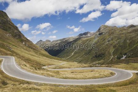 austria tirol alps silvretta high alpine