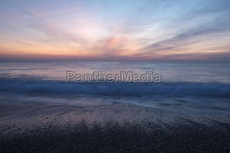 fahrt reisen horizont wolke strand sonnenaufgang