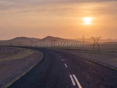 africa namibia b4 road in the