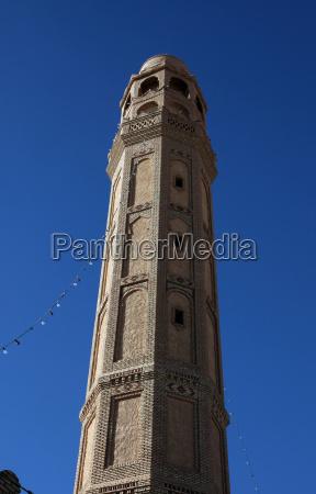 tunisia-tozeur, mosque - 25142104