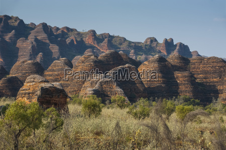 bucolic hill mountains national park sights