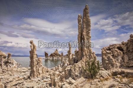 tufa towers at mono lake california