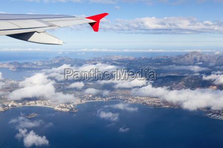 aerial perspective travel holiday vacation holidays